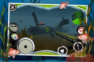 Screenshot of Spearfishing 2
