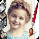 تعديل الصور الكتابة على الصور icon