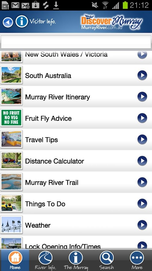 Murray River- screenshot