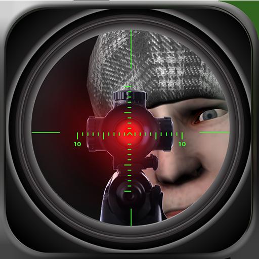 Modern War Sniper Shooter 3D