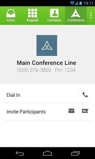 SendHub PBX Conference Call