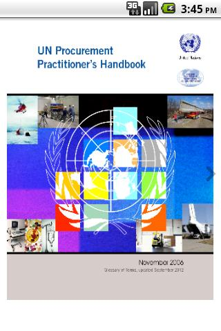 UN Procurement Practitioners