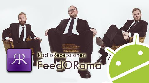 Radioresepsjonens feedorama