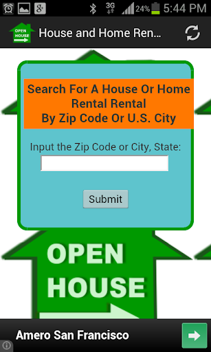 House and Home Rentals App