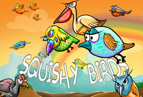 Squishy Birds