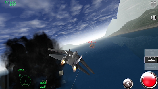 Air Navy Fighters Lite Screenshot 3