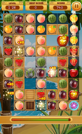 Fruit Crush - Match 3 games 1.2 screenshot 242248