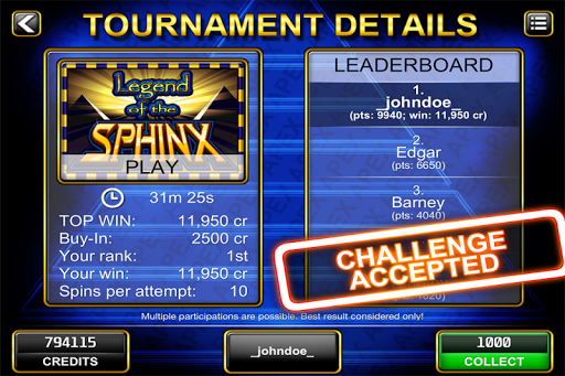 Slot Challenge 2.9.0 screenshots 3