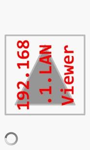 Viewer for IP camera in a LAN- screenshot thumbnail