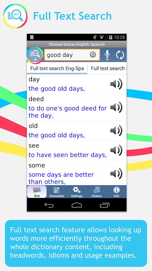 english spanish medical dictionary app