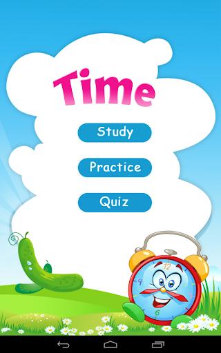 Time - Math 1st grade