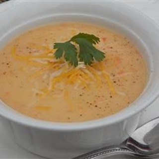 Reva's Potato Cheese Soup