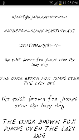 Fonts for FlipFont #15 3.19.1 screenshot 2090728