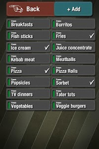 The Grocery List - Shop easy! screenshot 11