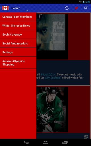 【免費運動App】Canada Winter Games Sochi-APP點子