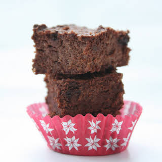 Cauliflower Brownies (Low Carb and Gluten Free).