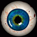 Horror Eye 3D Wallpaper icon