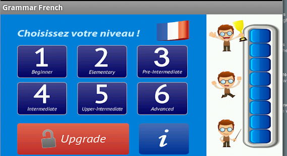 French Grammar Free - screenshot thumbnail