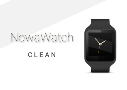 NowaWatch Classic Watch Face- screenshot thumbnail
