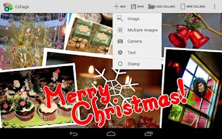 Screenshot of Photo Collage Free