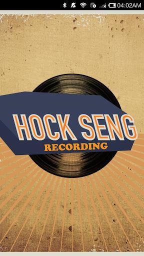 Hock Seng Recording