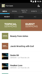 Horizon Christian Fellowship - screenshot thumbnail