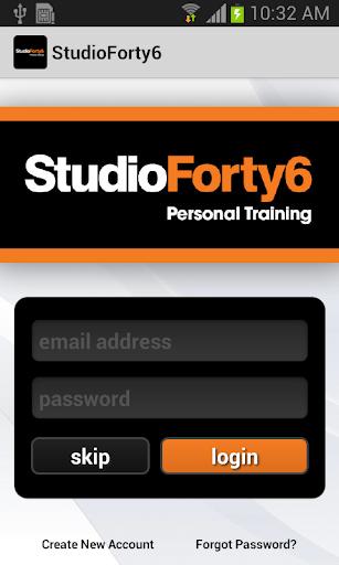 【免費健康App】StudioForty6 Personal Training-APP點子