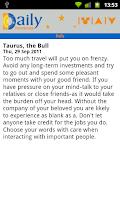 Screenshot of Daily-Horoscope ™