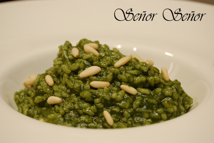Spinach Risotto Recipe