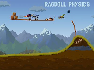 Zombie Road Trip Trials v1.1.3 (Mod)