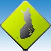 Helsinki Offline Tourist Map