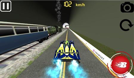 VR Car Vs Train 1.0 screenshot 6179