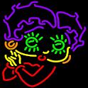 Betty Boop Neon Maze icon
