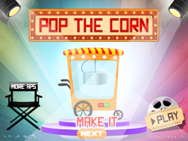 Screenshot of Pop The Corn - Kids Food Mania