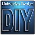 Hairstyles Design - DIY icon