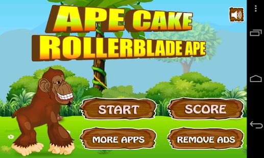 Roller Blade Ape