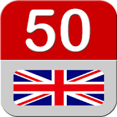 Learn English - 50 languages