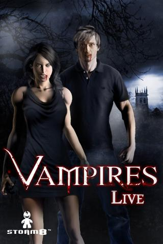 Vampires Live™ - screenshot