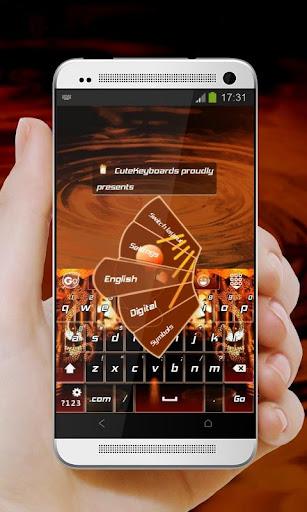 宗教 GO Keyboard Theme