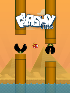 Flashy Fins - The Bird Fish