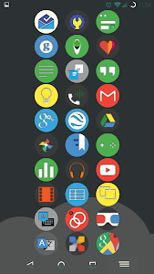 Quoe Icon Pack screenshot 1