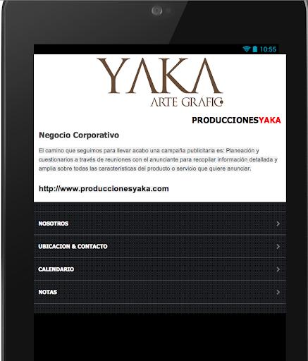 【免費媒體與影片App】PRODUCCIONES YAKA-APP點子