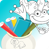 Coloring Book - Creative Fun