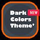 Dark Color Theme - CM12 v1.1
