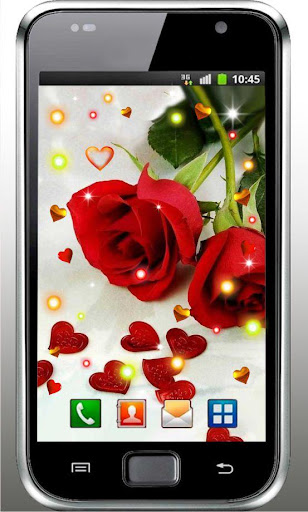 Romantic Story live wallpaper