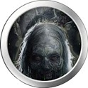 Zombie Clock Widget icon