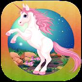 Rainbow Unicorn Dash Ride Run