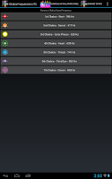 Screenshot of Chakra Frequencies LITE