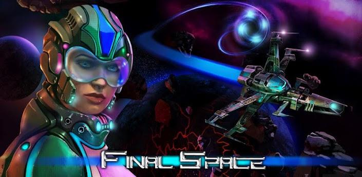 Скачать Final Space - Космичесий экшен для андроид