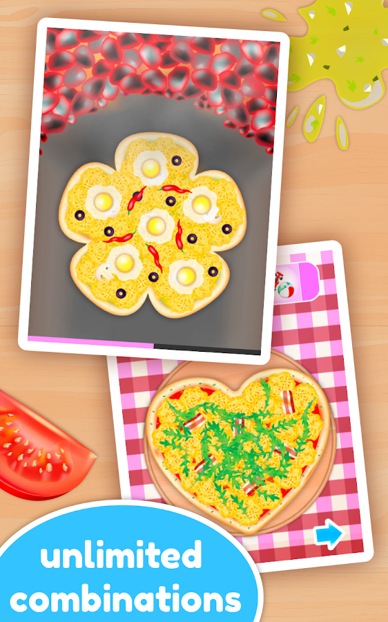 Pizza maker kids кулинария для андроид